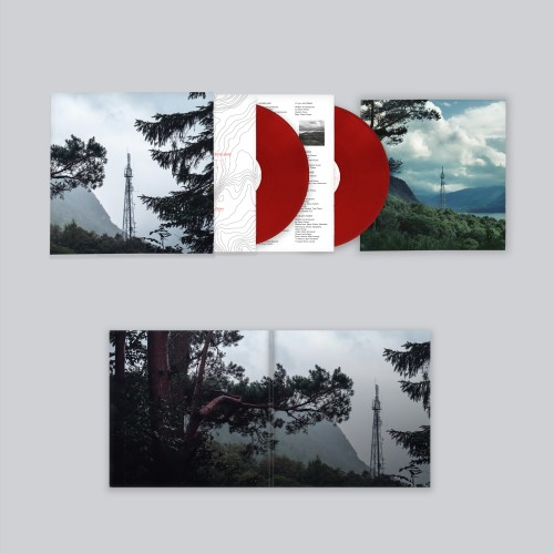 BLACK SANDS 10TH ANNIVERSARY (LIMITED EDITION RED VINYL) - Bonobo