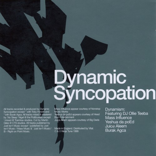 Dynamism - Dynamic Syncopation