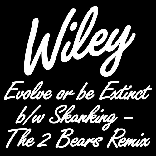 Evolve or be Extinct b/w Skanking - The 2 Bears Remix -