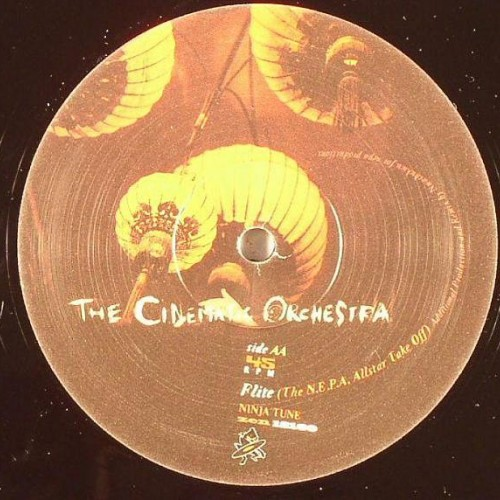 Flite (Remix) / Man With A Movie Camera - The Cinematic Orchestra