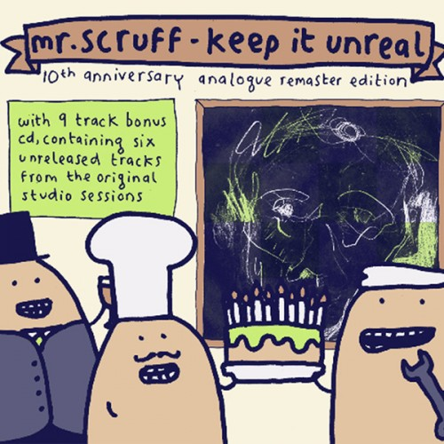 Keep It Unreal (10th Anniversary Analogue Remaster Edition) -