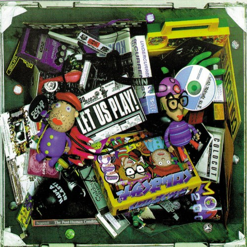 Let Us Play - Coldcut