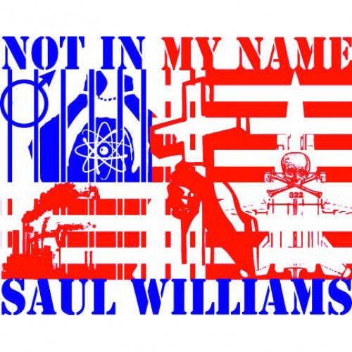 Not In My Name - Saul Williams