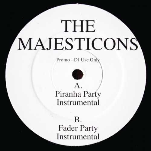 Piranha Party - The Majesticons