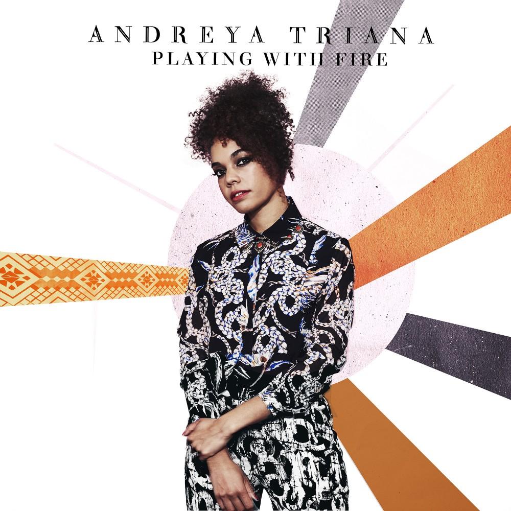 Playing With Fire Andreya Triana Release Ninja Tune