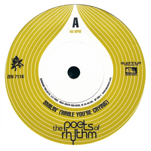 Smilin' (Tommy Guerrero Remix) - Poets of Rhythm