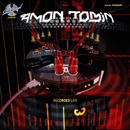 Solid Steel presents Amon Tobin -