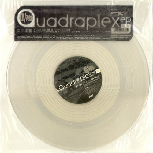 The Quadraplex EP - DJ Food