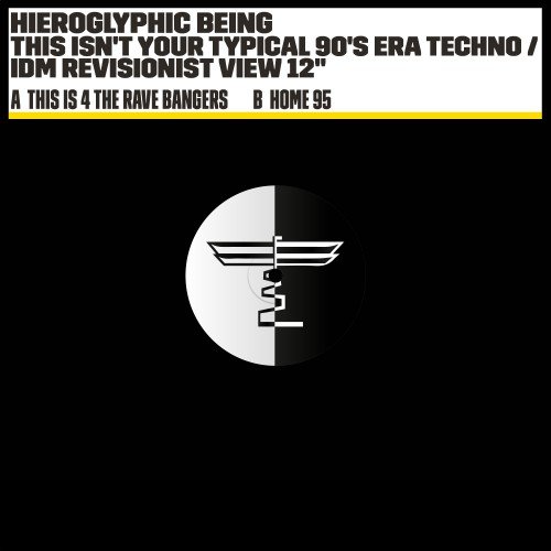 This Isn't Your Typical 90's Era Techno / IDM Revisionist View - Hieroglyphic Being